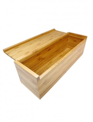 Bamboo Box for wine bottle