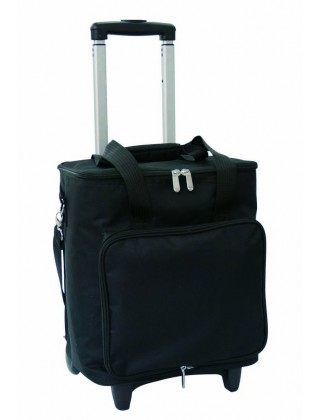 6 bottles wine trolley bag